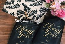 VIKI & SUGA WEDDING // SURABAYA by Packy Bag Vintage