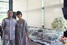 SASHA & ADIT ENGAGEMENT by Seserahan Indonesia