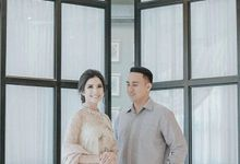 DIKNA & GAMAL ENGAGEMENT by Seserahan Indonesia