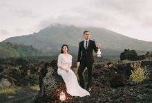 Deep in Touch Bali Prewedding Bob & Sassa by StayBright