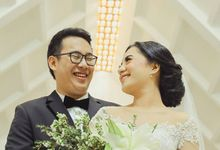 THE WEDDING OF FRENCES & SAMUEL by Chandani Weddings