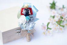 Boutonnieres & Corsages by tukki wedding stuff