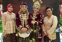 Wedding SHINTA dan KUNTO 28 April 2018 by JACK HARYANTO MC