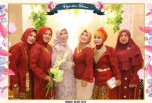 Vega & Rama Wedding by digiFRAME