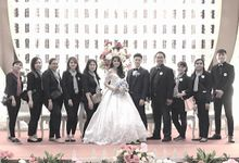 Wedding Of Yudhi & Christa by JWP Wedding