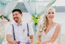 Rommel & Laura Wedding by Hikari Studios