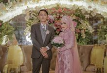 Diah & Ruli by Banugraha Wedding Organizer