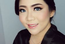 Ms. Jenneh by GNA Makeup