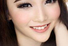 Prewedding Makeup by csmakeuparts