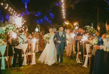 RUSTIC WEDDING DAVID AND JOICE IN SKY AYANA BALI by Flipmax Photography