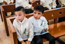 Elmer x Madel Wedding Highlights by Dauntless Blissful Creatives