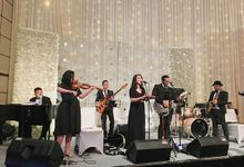 FAIRMONT SENAYAN JAKARTA - AURELIA & DAVID WEDDING by Lemon Tree Entertainment