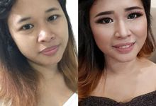Simple Party Makeup by Juny Veniera Makeup Artist