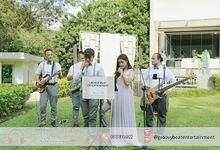 The Wedding Anel & Vita by Groovy beat Entertaint