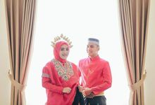 Prewedding & Wedding Dewi Kasmira & Ulil Amri by Irfan Azis Photography
