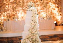 Wedding cake 2 by sugar legacy