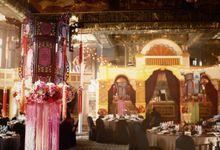 Chinois by The Wedding Entourage