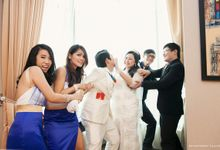 Elit Condro and Fransisca - wedding by HD Photography