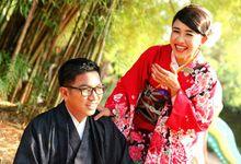 Prewedding Dita & Sarem by Foto Kimono
