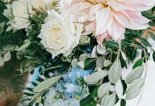Dreamy and Whimsical Styled Shoot by O'hara Weddings