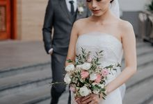Wedding of Marcell & Agatha by Flora Cordis
