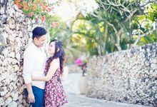 Eldo And Adelia | Casual Prewedding by Gerobak Photography