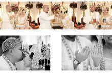 The Wedding of Uffa & Ibam by Ahava by Bona Soetirto