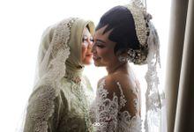 Arinda & Luthfan by Derzia Photolab