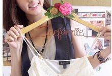 Another Shot ❤ by Béllicimo Personalized Hanger & Favors
