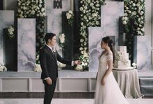 Premium Intimate Wedding at Ambhara Hotel Jakarta by Bright Wedding Jakarta