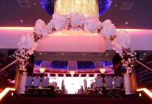 Jean Yap & KK Loh Golden Anniversary by DENNSA Events