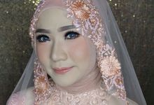 Makeup Wedding by makeupby.rahma