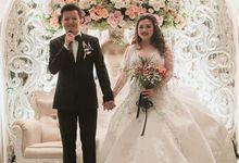 Fredy & Tika by ProjectDEA Wedding Planner