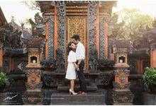 Aulia & Guntur - Bali Prewedding by Nizar Wogan Photography