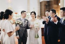 JW Marriot - Donny & Adele by Maestro Wedding Organizer