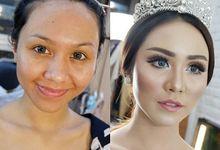 Prewedding Makeup by Saridarmayanti Makeup Artist