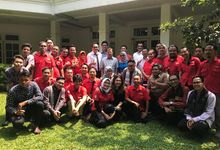 Bpk. Jusuf Kalla with Miracle Entertainment by Miracle Entertainment