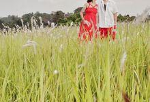 Li Fanshu & Cai Qingsong - Bali Pre Wedding by Heru Photography