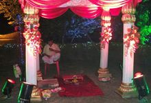 Atrayee's Wedding by Concept Events