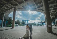 Sunny day Pre-wedding by Eric Oh  Korean Photographer
