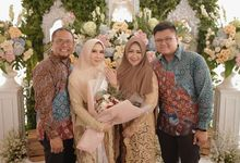 Engagement Maureen Adi by Chandira Wedding Organizer