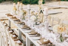 """Love is in the air by French & Oriental Wedding Planner & Design """"Agency Mira Michael"""""""