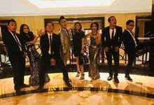 Christine & Eric Wedding After Party by Miracle Entertainment