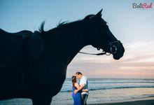 Bali Prewedding // Vicky & Hartono by Bali Red Photography
