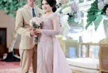 Wedding Reception by Gasim Wedding Organizer