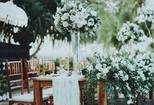 Kristali & Bunga Wedding by My Dream Wedding Bali