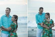 Miranda & Andre Bali Pre Wedding by Delont Photoholic