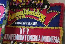 de_Wedding of Andrew & Serena by de_Puzzle Event Management