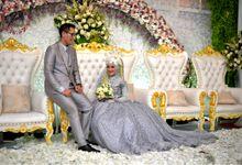 Argen & Laras Wedding by Pleasure Event & Wedding Planner