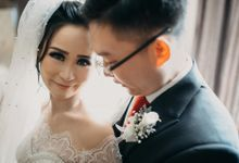 HENDRA & JENNY WEDDING by DHIKA by MA Fotografia